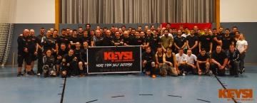 Keysi Seminar mit Justo Dieguez - Nov´15